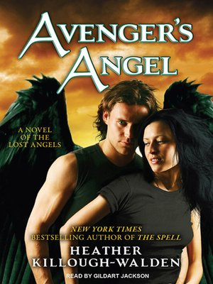 cover image of Avenger's Angel