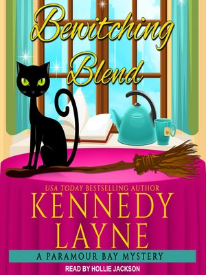 cover image of Bewitching Blend
