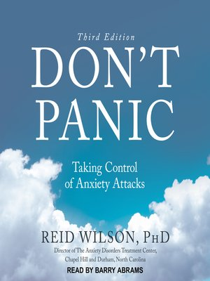 cover image of Don't Panic