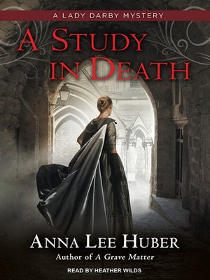cover image of A Study in Death