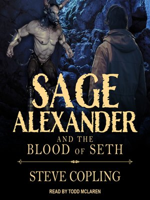 cover image of Sage Alexander and the Blood of Seth