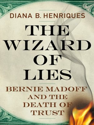 cover image of The Wizard of Lies