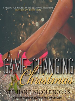 cover image of A Game-Changing Christmas