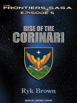 cover image of Rise of the Corinari