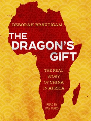 cover image of The Dragon's Gift