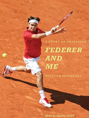 cover image of Federer and Me