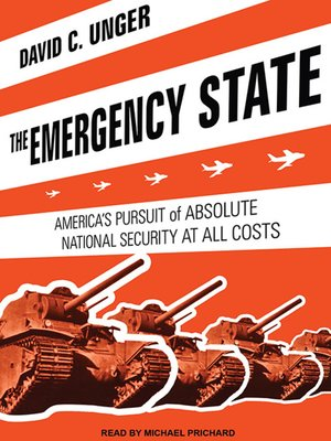 cover image of The Emergency State