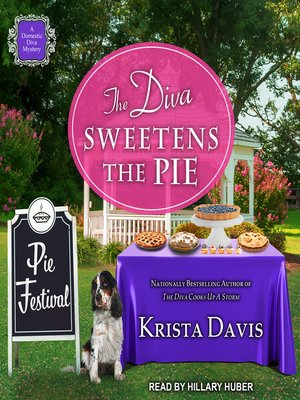 cover image of The Diva Sweetens the Pie