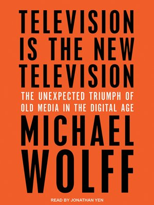 cover image of Television Is the New Television