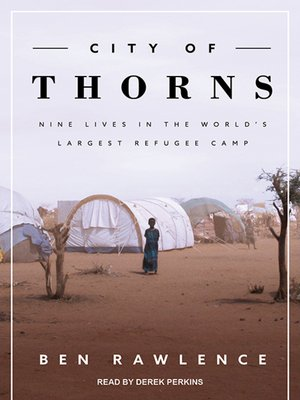 cover image of City of Thorns