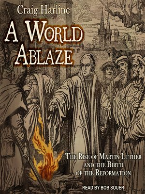 cover image of A World Ablaze