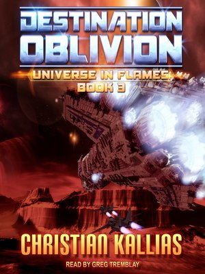 cover image of Destination Oblivion