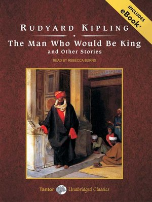 The Man Who Would Be King And Other Stories By Rudyard