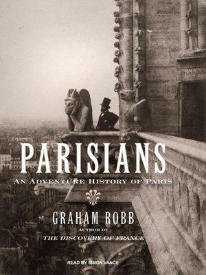 cover image of Parisians