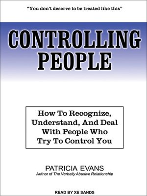 cover image of Controlling People
