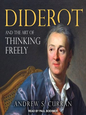 cover image of Diderot and the Art of Thinking Freely