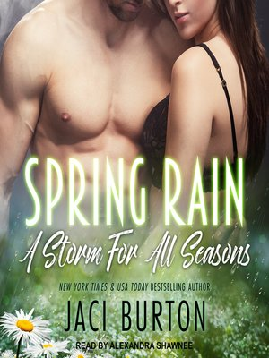 cover image of Spring Rain