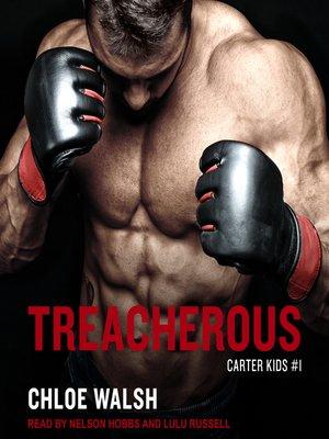 cover image of Treacherous