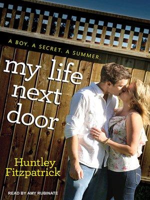 cover image of My Life Next Door