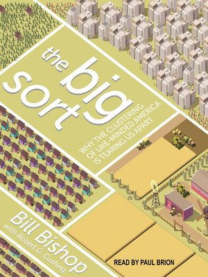 cover image of The Big Sort