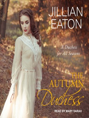 cover image of The Autumn Duchess
