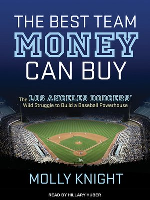 cover image of The Best Team Money Can Buy