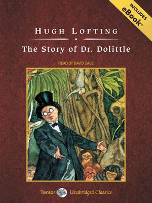 cover image of The Story of Dr. Dolittle