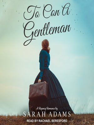 cover image of To Con a Gentleman