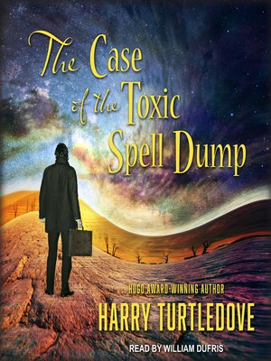 cover image of The Case of the Toxic Spell Dump