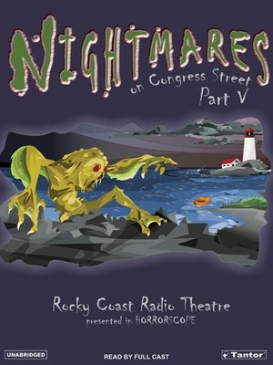 cover image of Nightmares on Congress Street, Part V