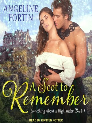 cover image of A Scot to Remember