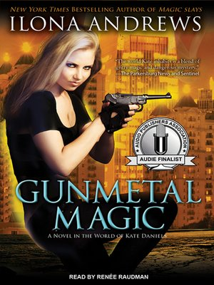 cover image of Gunmetal Magic