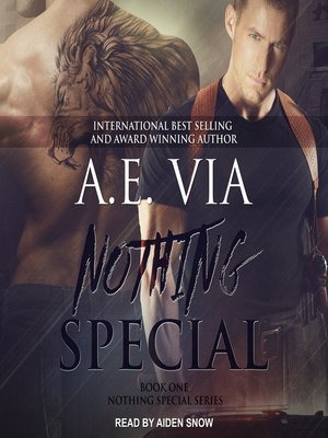 cover image of Nothing Special Series, Book 1