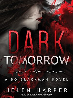 cover image of Dark Tomorrow