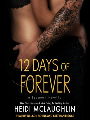 cover image of 12 Days of Forever
