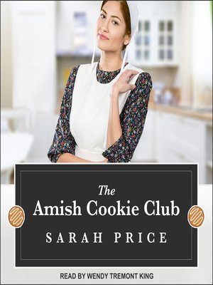 cover image of The Amish Cookie Club