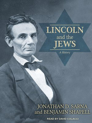 cover image of Lincoln and the Jews