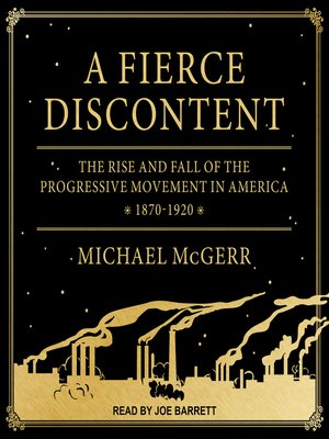 cover image of A Fierce Discontent