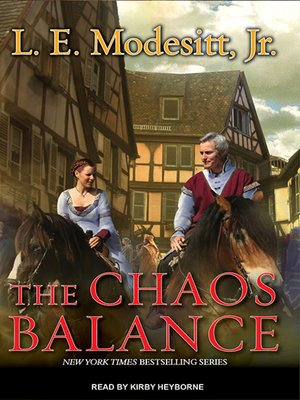 cover image of The Chaos Balance