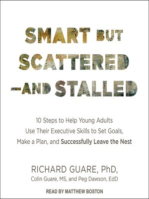 cover image of Smart but Scattered—and Stalled