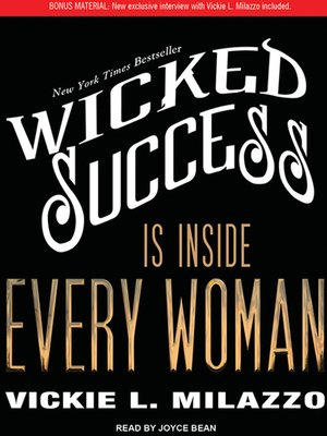 cover image of Wicked Success Is Inside Every Woman