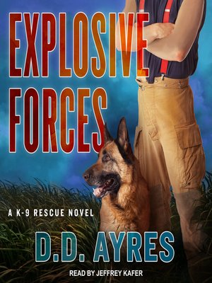 cover image of Explosive Forces