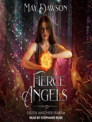 cover image of Fierce Angels--A Reverse Harem Paranormal Romance