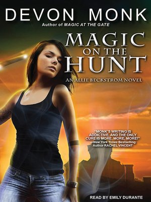 cover image of Magic on the Hunt