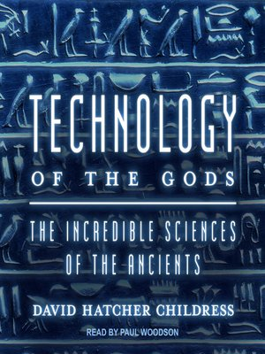 cover image of Technology of the Gods