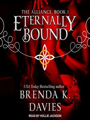 cover image of Eternally Bound