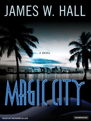 cover image of Magic City--A Novel
