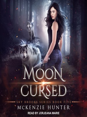 cover image of Moon Cursed