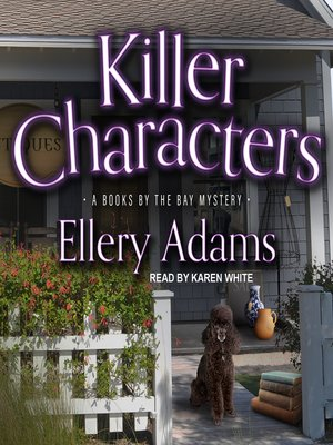 cover image of Killer Characters