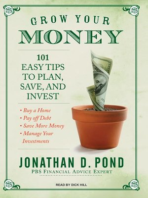 cover image of Grow Your Money